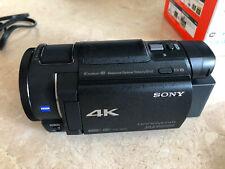 Sony FDRAX33 Handycam 4K HD Camcorder