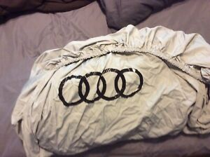 Authentic Audi A4 car cover INDOOR OUTDOOR  NEW B9