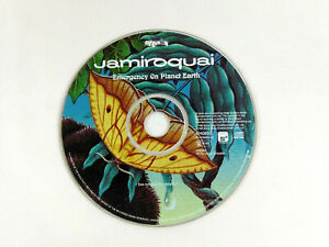 CD Jamiroquai  Emergency on Planet Earth  CD seul   Envoi rapide