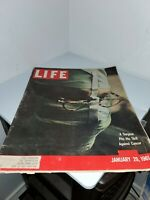 VTG Life Magazine -Jan 20 1961 - Surgeon's Triumph/Civil War Great Battles 2