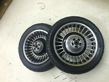 Harley Davidson Wheels and Tires