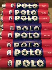 Nestle Polo Fruits 37g X 24 Rolls.08/2021 Great Deal For Polo Fruit Roll