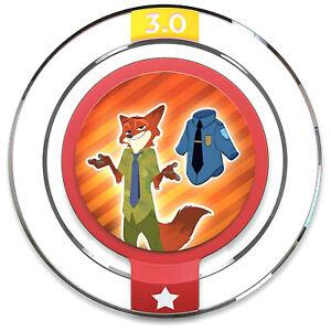 Officer Nick Wilde Disney Infinity 3.0 Zootopia Power Disc - Save £1