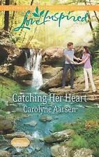 Catching Her Heart by Carolyne Aarsen LARGE PRINT (Paperback / softback, 2013)