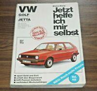 VW Golf II Jetta Benziner 1983- WERKSTATT HANDBUCH Jetzt helfe ich mir selbst