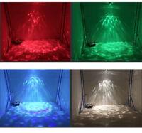 Rainbow Led Ripple Light Ocean lights DJ light Party Light Disco stage Light