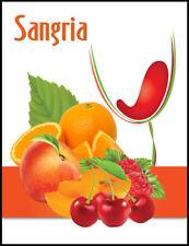 Island Mist Sangria Wine Labels - 30