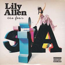 LILY ALLEN 'THE FEAR + bonus ' LIMITED UK 2-TRACK cd
