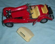 Franklin Mint Precision Models 1935 Mercedes 500K Special Roadster 1:24
