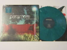 PARAMORE All We Know Is Falling LP TEAL VINYL UNPLAYED