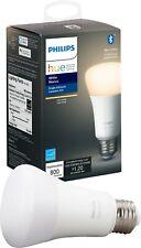 Philips Hue White A19 2700 K Warm 2X1 pack bulbs E26