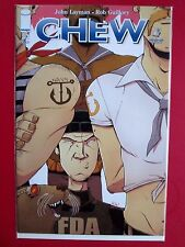 CHEW #33 (NM) JOHN LAYMAN ROB GUILLORY 1st print Image Bad Apples #3/5 Saga