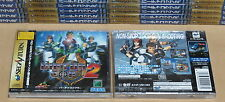 Virtua Cop 2 Sega Saturn Japanese Japan JPN AM2 Yu Suzuki * Brand NEW Sealed *