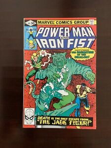 Power Man #66 (Dec 1980, Marvel)