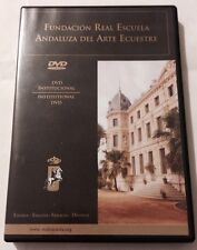 Fundacion Real Escuela Andaluza Del Arte Ecuestre (Institutional DVD) Region PAL