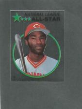 1982 O-Pee-Chee Baseball Sticker George Foster #126 All-Star Foil Reds *MINT*