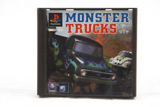 Monster Trucks (Sony Playstation 1/2) PS1 Spiel in OVP, PAL, CIB, TOP, GUT