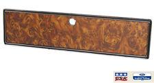 FORD TRUCK GLOVE BOX DOOR WOODGRAIN FINISH PANEL F100 F150 F250 F350 BRONCO