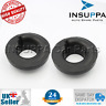 2X REAR LOWER SPRING RUBBER SUSPENSION CUPS FOR VW TRANSPORTER T5 T6 7H0511150B