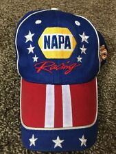 NAPA Auto Parts Racing #15 Get the Good Stuff Blue Baseball Cap Dale Earnhardt