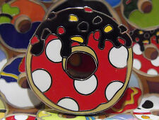 New Authentic Disney Minnie Mouse Mickey & Friends Donut Mystery Trading Pin