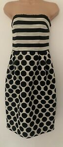 BNWOT Hobbs Dress With Detachable Straps Size 8