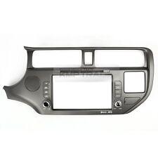 GPS Front Fascia Audio Integrated Focus Key type for Kia 2012 - 2016 Rio / Pride