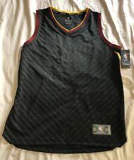 Fanatics NBA Cleveland Cavaliers Blank Black Jersey Large