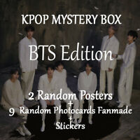 KPOP MYSTERY BAG BTS Edition BangtanBoys Stray Kids SF9 Twice Blackpink EXO got7