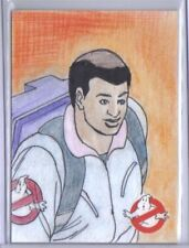 Ghostbusters 2016 Cryptozoic Sketch Art Card Jake Sumbing Winston Zeddemore 1/1