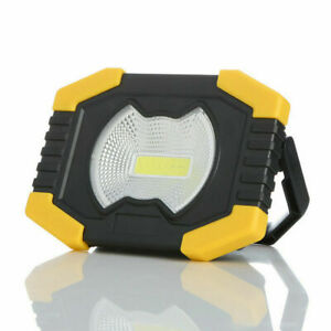 60000LM LED Flashlight Solar Energy Work Lights Camping Lamp USB Rechargeable