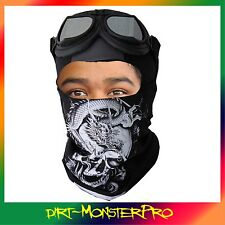 Dragon Flame Face Mask Balaclava Badana Ghost Hood Call Skull Duty Pro Halloween