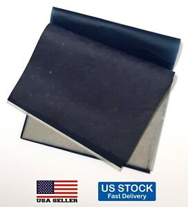 """25-200 Sheet Carbon Paper  Blue 8.5""""x13"""" Art Transfer Paper For Tracing Stencil"""