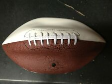 Laced Football White/Brown 7-9lbs