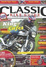 Classic Bike Guide 2012 - 1975 750cc MV Agusta 1955 Norvin Nico Bakker