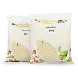 Almond Flour (Ground Almonds) 1kg   Keto   Free UK Mainland P&P