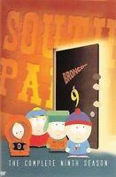 South Park: The Complete Ninth Season DVD Trey Parker(DIR) 2005