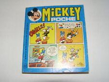 BD mickey poche n°27 de 1976
