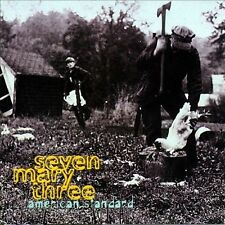American Standard by Seven Mary Three (CD, Sep-1995, Atlantic (Label))