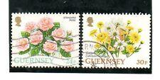 Guernsey Flores valores del año 1993 (AW-255)