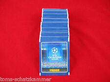 Panini Champions League 2009/2010 50 Tüten = 250 Sticker CL 09/10