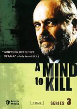 A Mind To Kill Series 3 (DVD, 4-Disc Set)