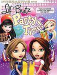 Bratz Interactive - Lil Bratz Party Time (DVD, 2008)