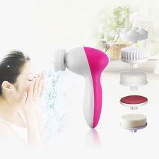 Elektrische Gesichtsbürste Gesicht Reinigung Massagebürste Wellness Massage DE