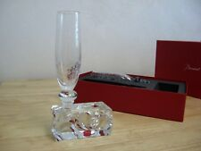 La Foret Des Songes by Baccarat - Flower Vase - French Crystal - M Wanders - NIB