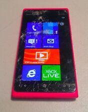 Nokia Lumia 900 (900.1) 16GB - Pink - AT&T - Windows Smartphone - READ BELOW