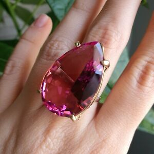 Turkish Handmade 925 Sterling Silver Jewelry Alexandrite Lady Ring Apolite S5-11