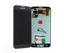 Original Samsung Galaxy S5 G900F LCD Display Touchscreen Touch Screen Panel Gold