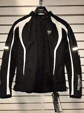 TRIUMPH LDS SPORTS TEXTILE MOTORCYCLE JACKET 3L MUSS15156-3L