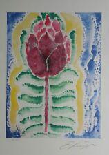 """Ernst Fuchs """"Morgenrot-Rose"""" - Radierung - handsigniert - nummeriert - Aufl. 150"""